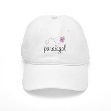 Pretty Paralegal Baseball Cap