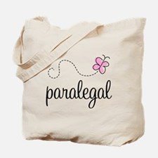 Pretty Paralegal Tote Bag