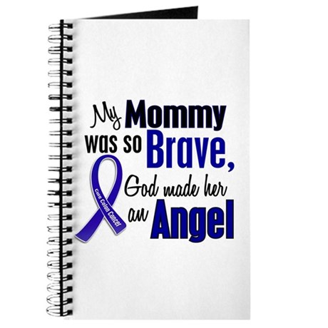 Angel 1 MOMMY Colon Cancer Journal