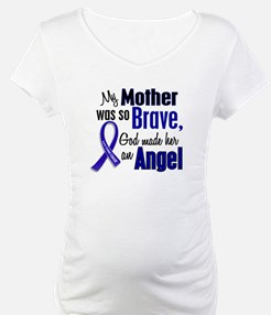 Angel 1 MOTHER Colon Cancer Shirt