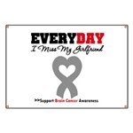 Brain Cancer Girlfriend Banner