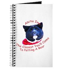 Petting a Bear Journal