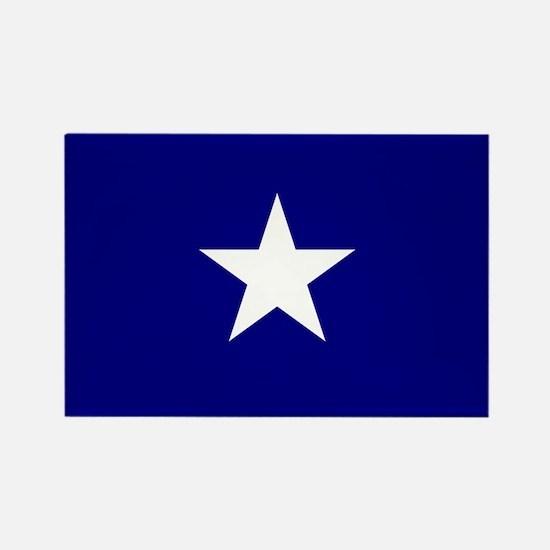Bonnie Blue Flag Rectangle Magnet