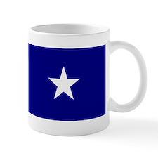 Bonnie Blue Flag Small Mugs