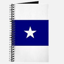 Bonnie Blue Flag Journal
