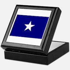 Bonnie Blue Flag Keepsake Box