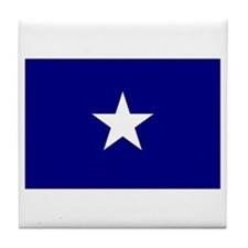 Bonnie Blue Flag Tile Coaster