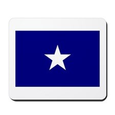 Bonnie Blue Flag Mousepad