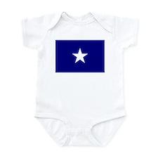 Bonnie Blue Flag Infant Bodysuit