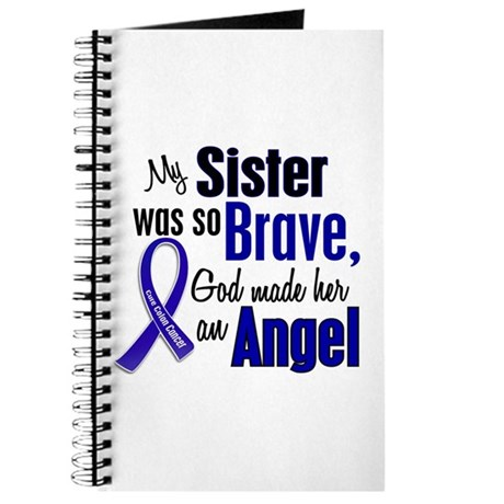 Angel 1 SISTER Colon Cancer Journal