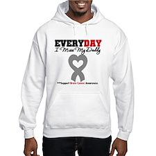 Brain Cancer Daddy Jumper Hoody