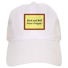 """R & R Never Forgets"" Baseball Cap"