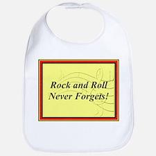 """R & R Never Forgets"" Bib"