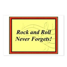 """""""R & R Never Forgets"""" Postcards (Package of 8)"""