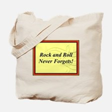 """R & R Never Forgets"" Tote Bag"