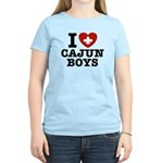 I Love Cajun Boys Women's Light T-Shirt