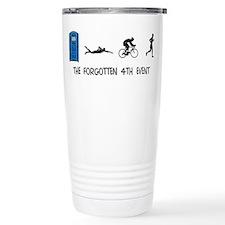 Rated E for Everyone Triathlon Travel Mug