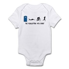 Rated E for Everyone Triathlon Infant Bodysuit