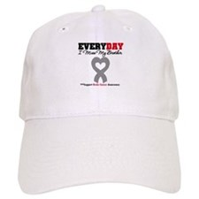 Brain Cancer Brother Baseball Cap