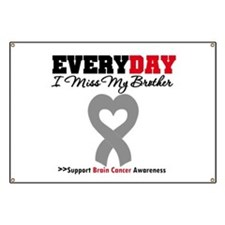 Brain Cancer Brother Banner