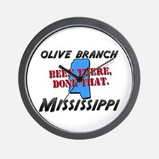 olive branch mississippi - been there, done that W