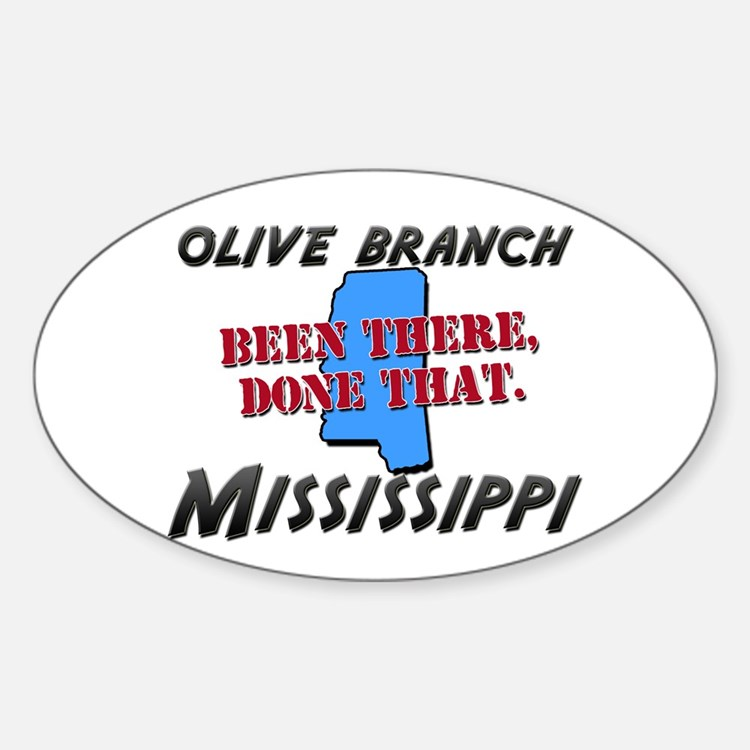 olive branch mississippi - been there, done that S