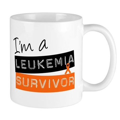 I'm a Leukemia Survivor Mug