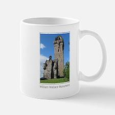 William Wallace Monument Mug