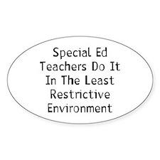 Special Teacher Decal