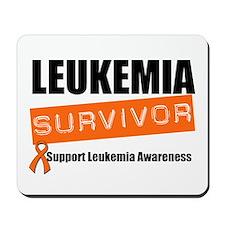 Leukemia Survivor Mousepad
