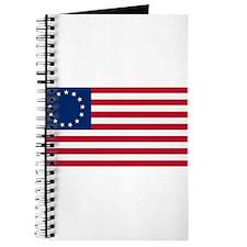 Betsy Ross Flag Journal