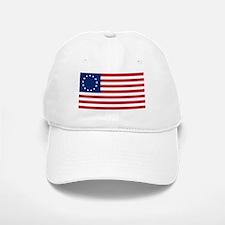 Betsy Ross Flag Baseball Baseball Cap