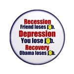 "Recovery 3.5"" Button (100 pack)"
