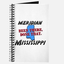 meridian mississippi - been there, done that Journ