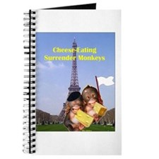 French Cheese Eating Surrender Monkeys Journal
