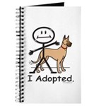 BusyBodies Great Dane (fawn) Journal