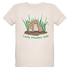 Lusty Meadow Vole T-Shirt