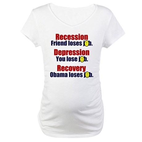 Recovery Maternity T-Shirt