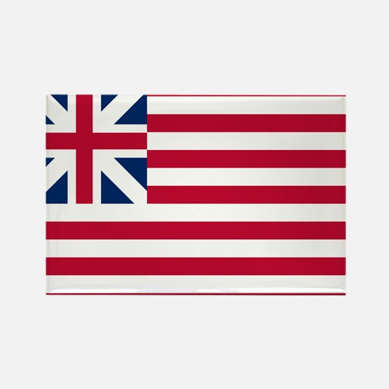Grand Union Flag Rectangle Magnet