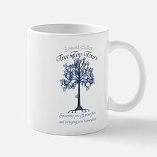 Tree Top Tours (with slogan) Mug