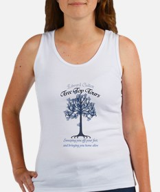 Tree Top Tours (with slogan) Women's Tank Top