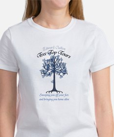 Tree Top Tours (with slogan) Women's T-Shirt