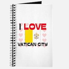 I Love Vatican City Journal