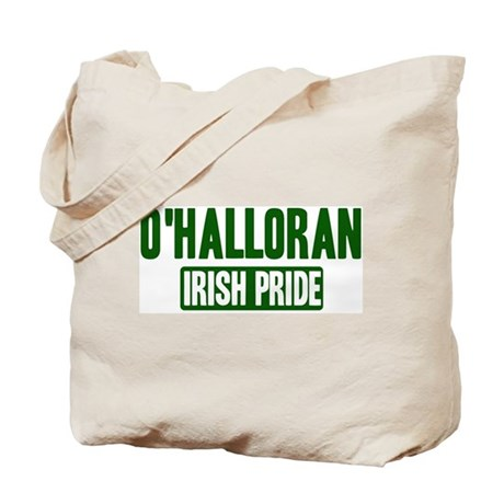 OHalloran irish pride Tote Bag