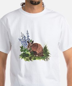 Armadillo with Bluebonnets Shirt