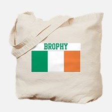 Brophy (ireland flag) Tote Bag