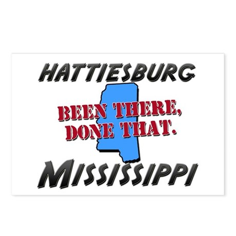 hattiesburg mississippi - been there, done that Po
