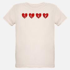 Sexy Heart Valentine T-Shirt