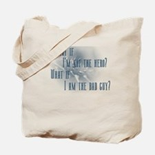 Bad Guy Tote Bag