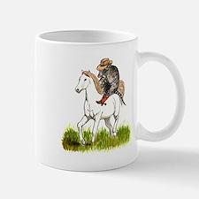 Cowboy Armadillo Mug